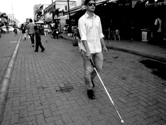 Discapacitados visuales: Cómo actuar en caso de incendio